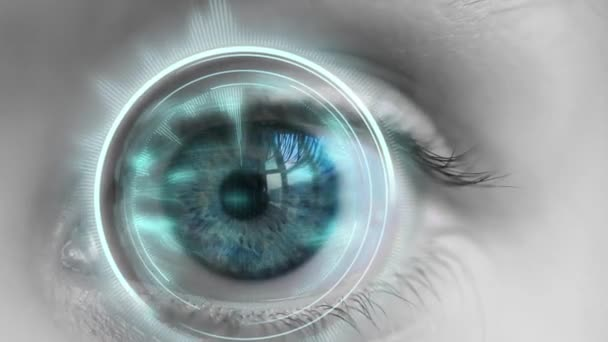 kék szem fürkésző technológia
