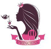 Photo Portrait of a beautiful princess