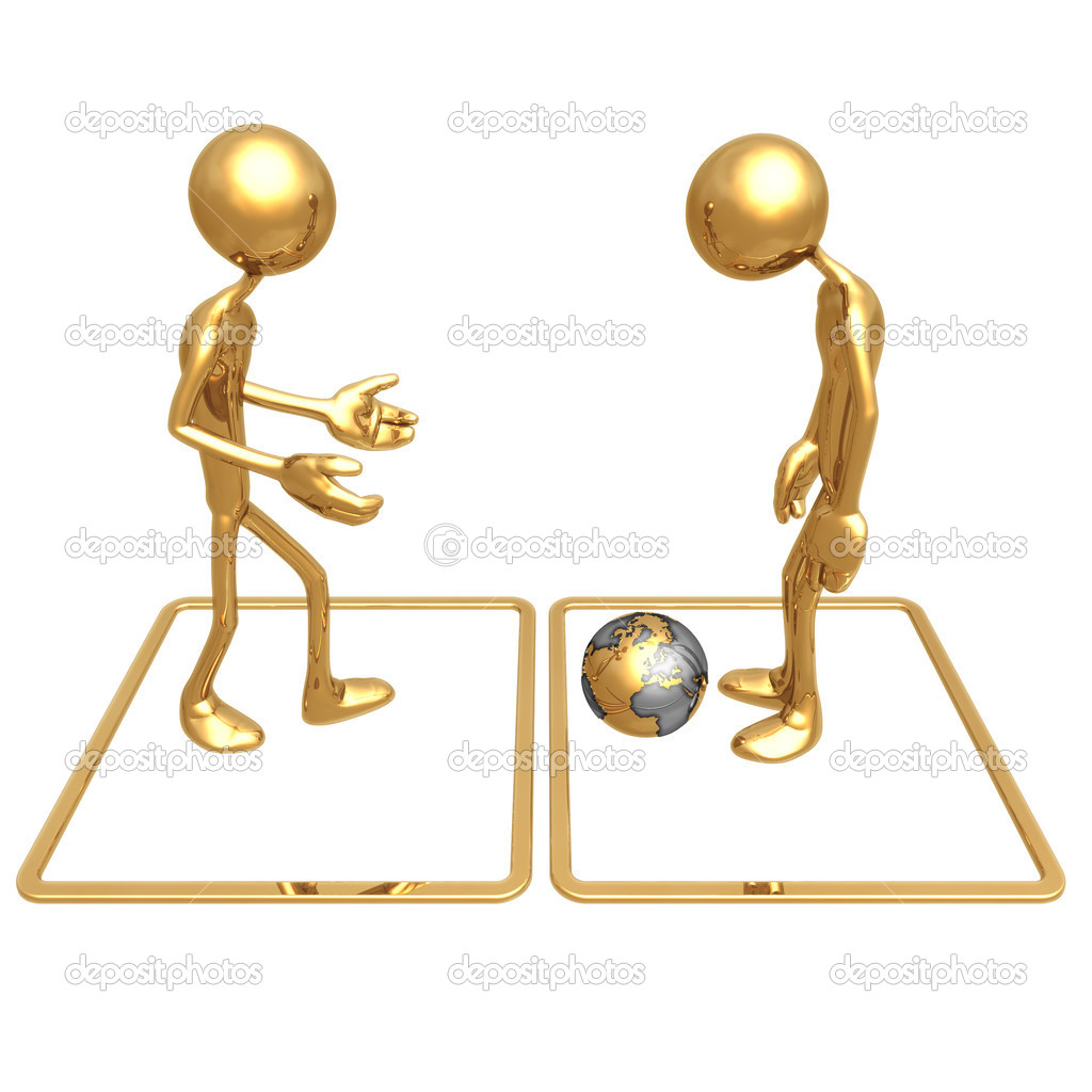 Ball Is In Your Court Stock Photo 169 Lumaxart 12268794