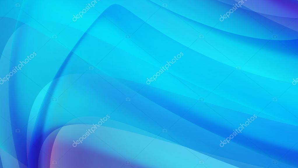 Blue Wave Sky Mesh Abstract Background Vector Full Hd