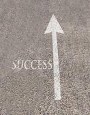 šipky a úspěch