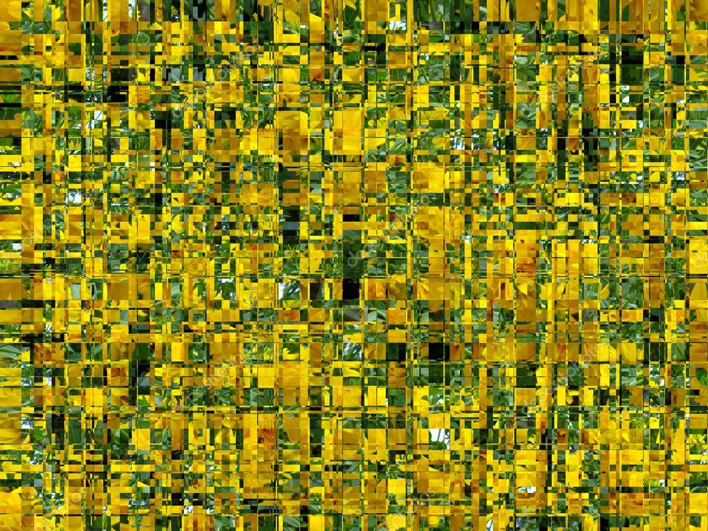 Lo Sfondo Verde E Arancio Foto Stock Alexmak72427 14031760