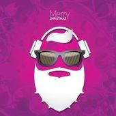 Plakát bederní vánoční večírek nebo kartu