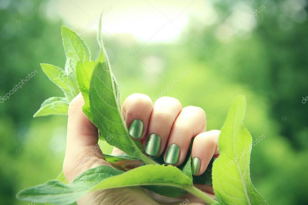 Green Manicure