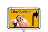Fotografie München-Bierfest