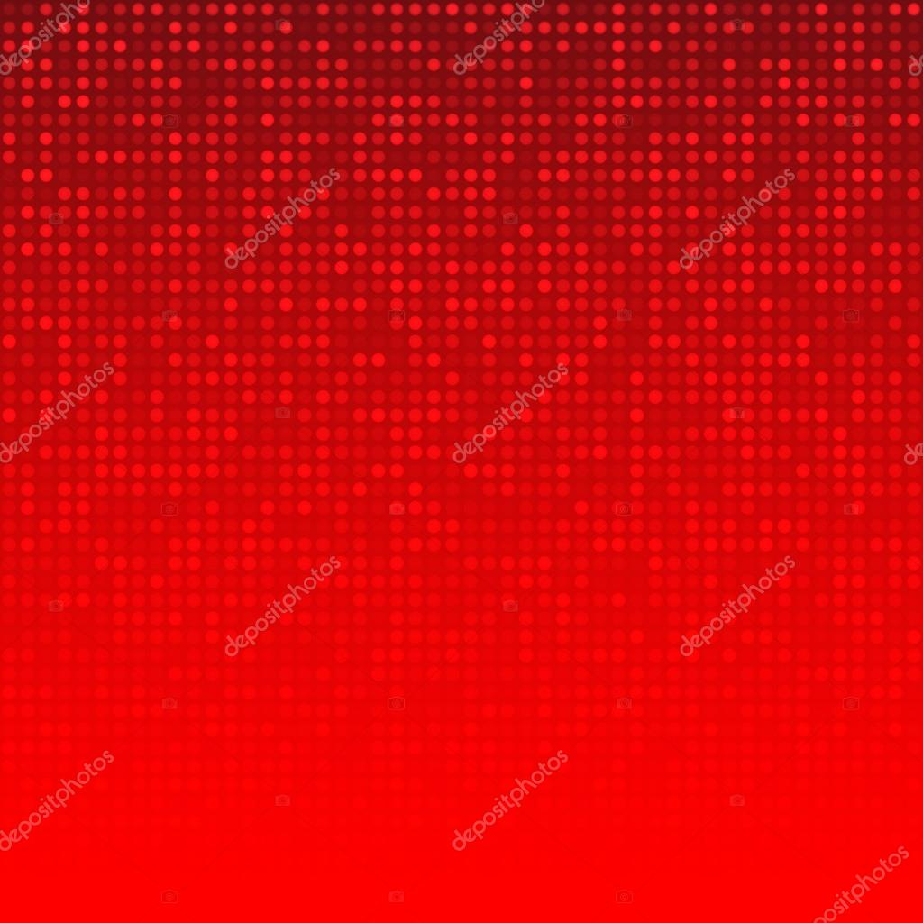 Abstract Red Technology Background — Stock Vector © ilyaka ...