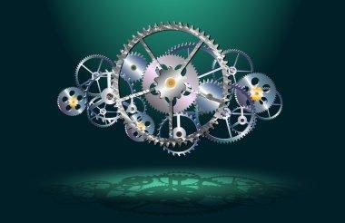 clock mechanism 01