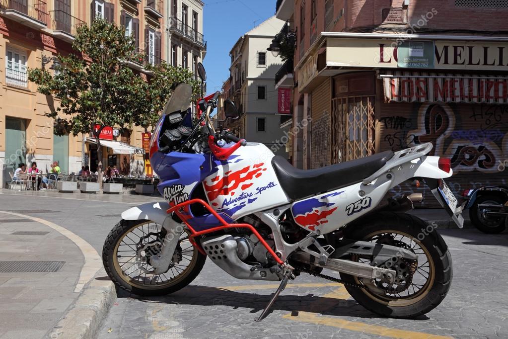 moto honda espagne