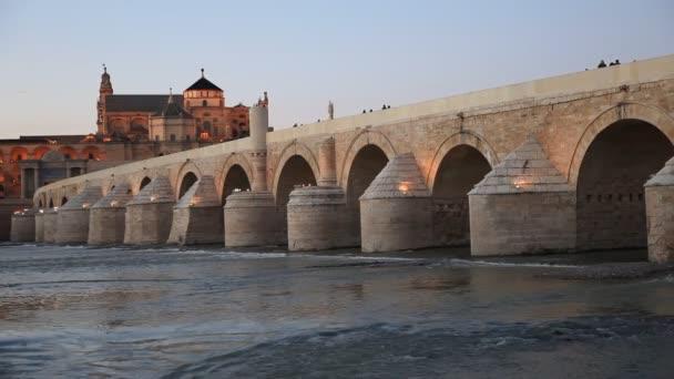 Pont Romain De Cordoue Andalousie Espagne
