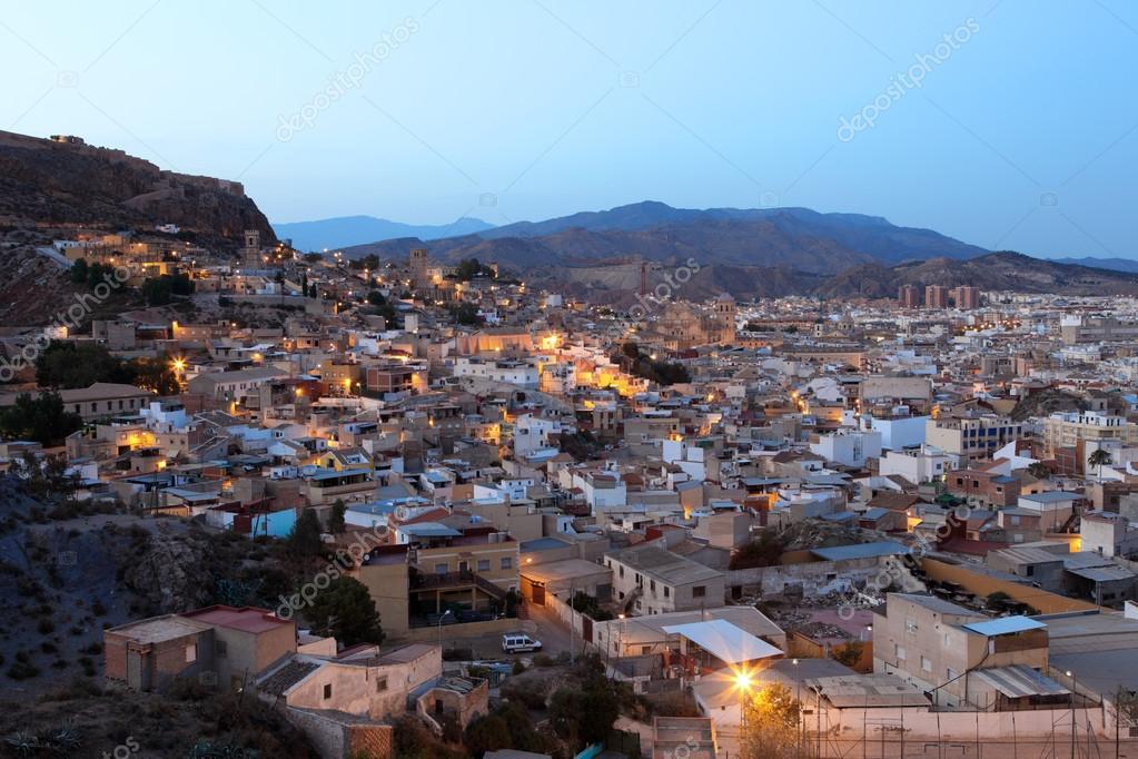 Visi n sobre la antigua ciudad de lorca provincia de - Lorca murcia fotos ...