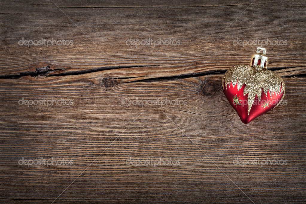 Heart Over Rustic Wooden Background Texture Close Up Retro Styled Wallpaper Valentines Day Photo By AVRORRA