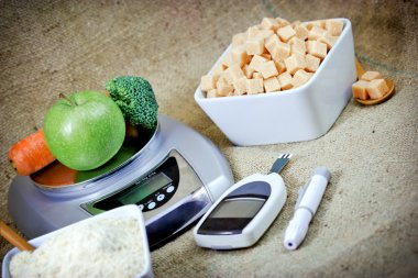 Proper nutrition to health without diabetes
