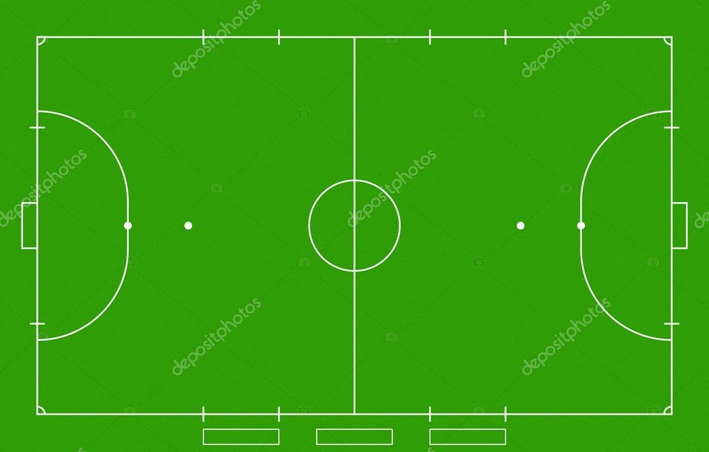 campo de Futsal — Stock Photo © kanate  26647587 6b003fff6855b