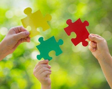 Teamwork and partnership