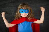 superhjälte ungen
