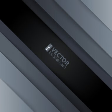 Dark gray triangle shapes abstract background.
