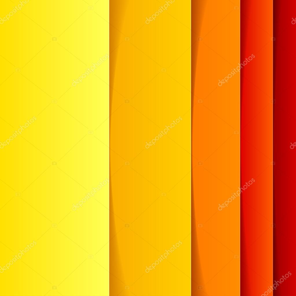 Formas abstractas rect ngulo amarillo naranja y rojo - Amarillo naranja ...