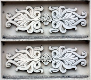 Detail of an architectural ornament