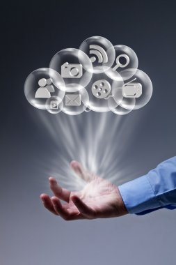 Cloud computing applications at your fingertips