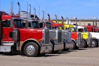 Semi Trailer trucks