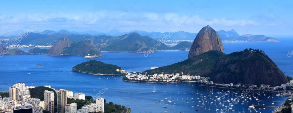 Фотообои Rio De Janeiro, Brazil landscape