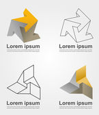 Impossible solid icons