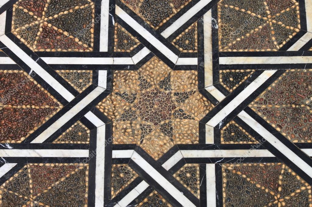 Pavimento di piastrelle marocchina u2014 foto stock © alessandro0770