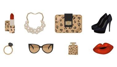 Leopard fashion icons