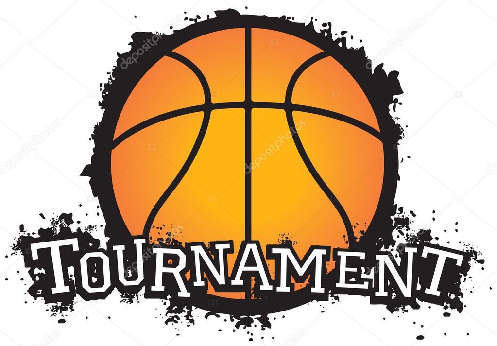 Basketball-Turnier — Stockvektor © daveh900 #21532533