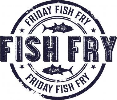 Friday Fish Fry Sign