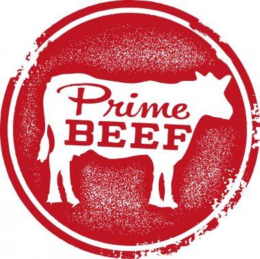 Prime Beef Menu