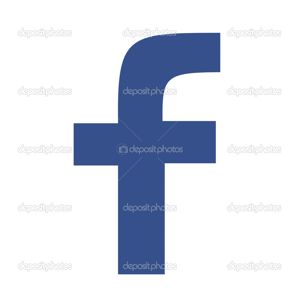new style facebook icon stock vector bigxteq 43393087 rh depositphotos com facebook vector image facebook vector free
