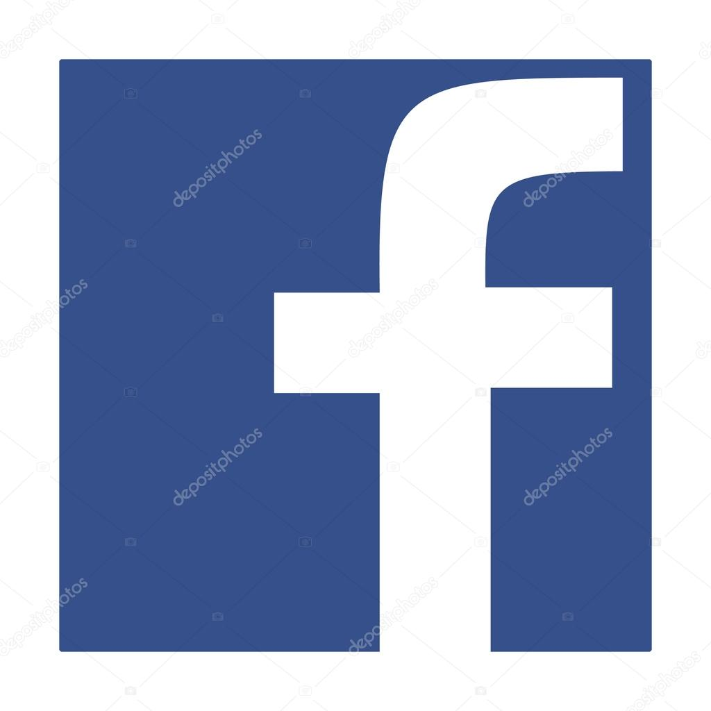 new style facebook icon � stock vector 169 bigxteq 44937615