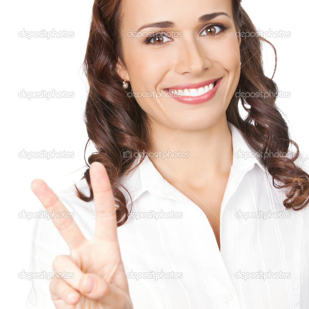 ввести зачем на фото показывают два пальца был данный цветок