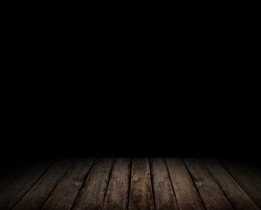 black floor texture