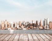 Fotografie moderní město