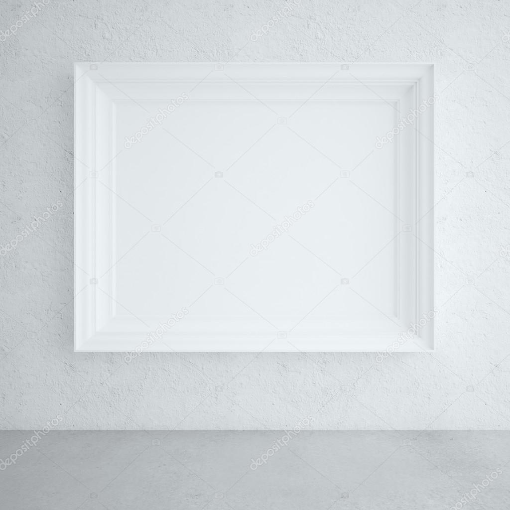 Marcos blancos — Foto de stock © peshkova #22067009