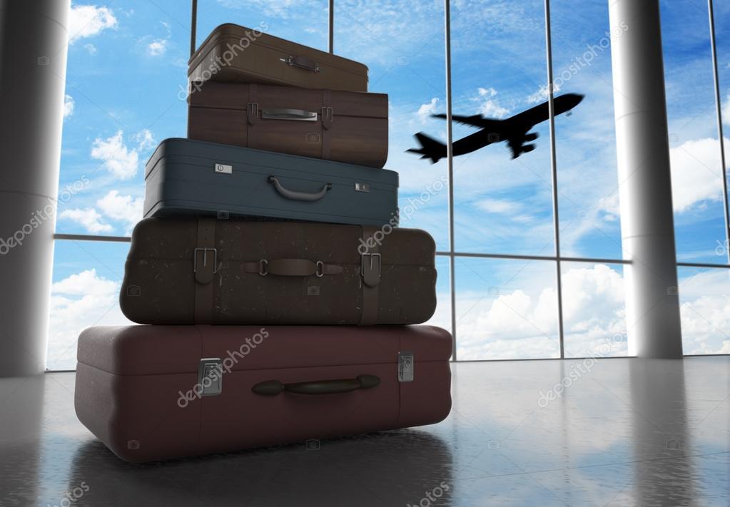 bags in airport