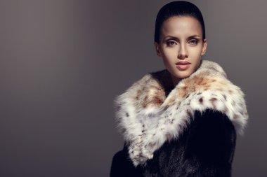 Queen in the fur