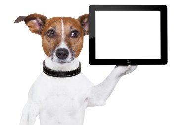 Tablet pc dog