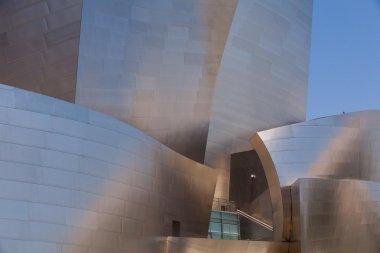 Walt Disney Concert Hall in Los Angeles