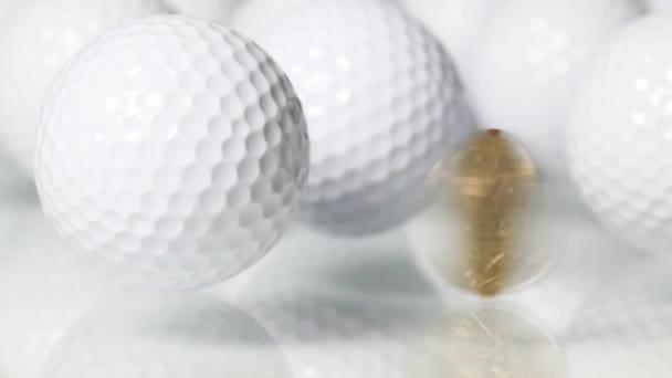 Golf a peníze