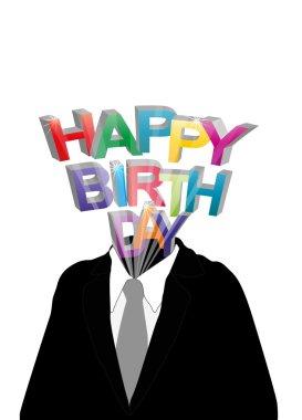 happy birthday man
