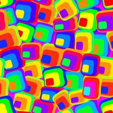 abstract colors seamless pattern