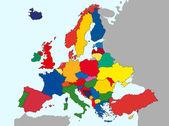 Evropa graf