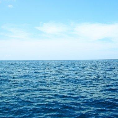 """Картина, постер, плакат, фотообои """"голубое небо и море """", артикул 14611057"""