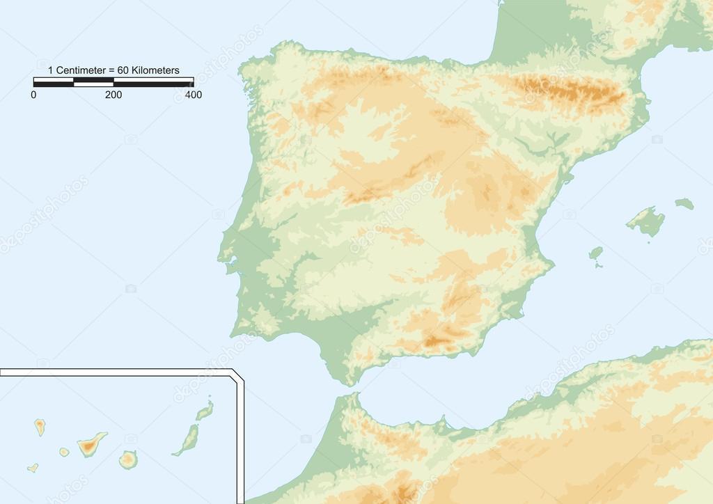 Cartina Fisica Muta Spagna.Vettoriali Stock Mappa Europa Fisica Illustrazioni Mappa Europa Fisica Royalty Free Depositphotos