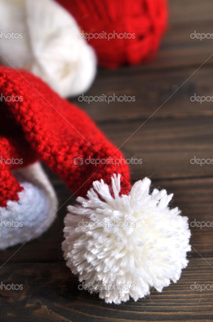 Kerstmis Haak Stockfoto Andrejad 15723181
