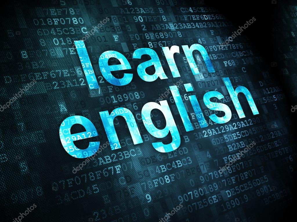 Education Concept Learn English On Digital Background Stock Photo C Maxkabakov 31897405