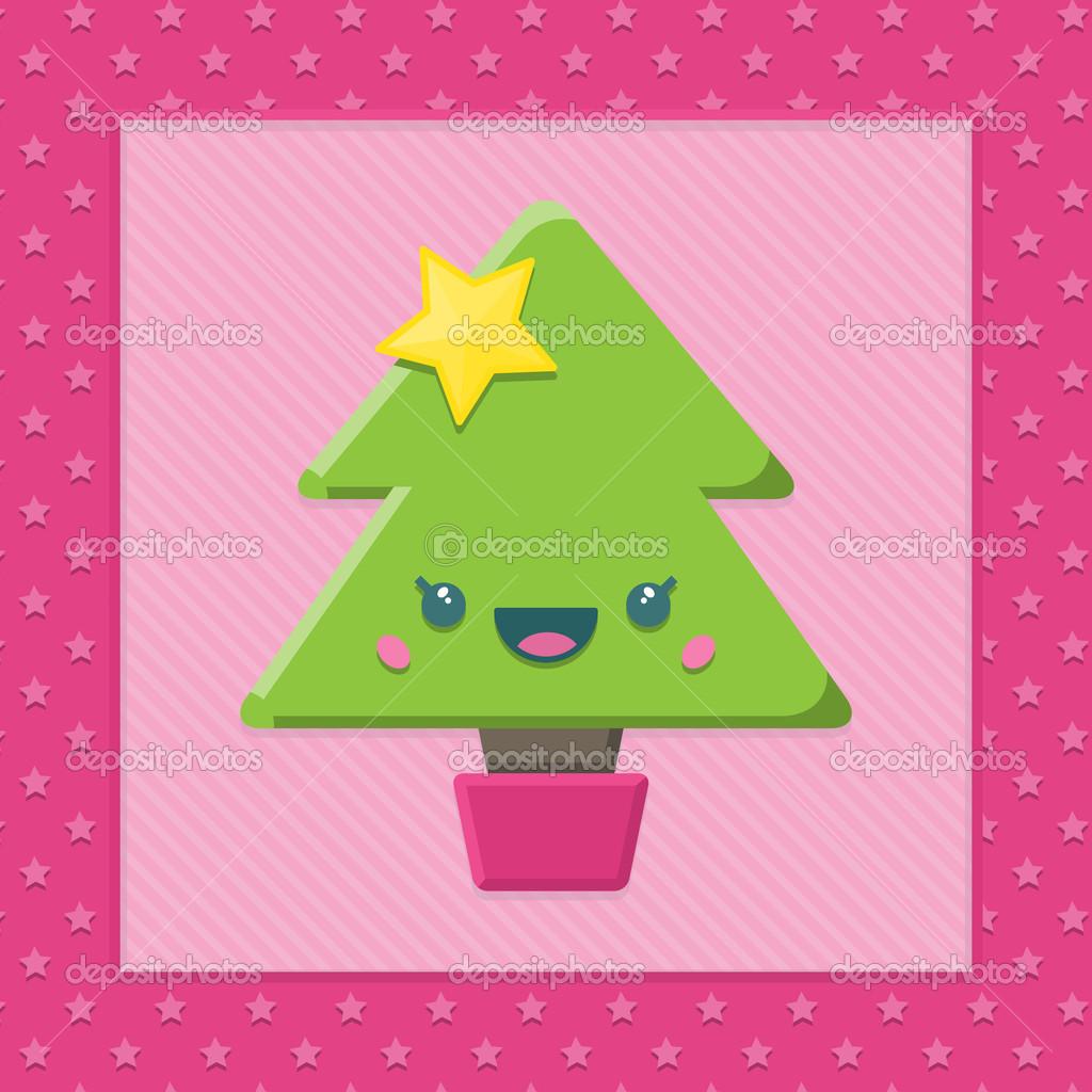 Dibujos Arboles De Navidad A Color Arbol De Navidad Dibujos